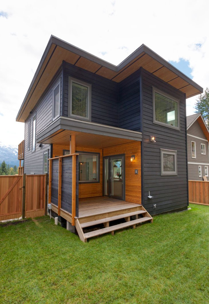 Ario Construction Inc Rainbow Whistler Custom Home