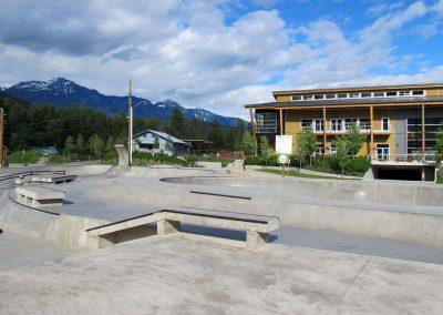 Pemberton Skate Park